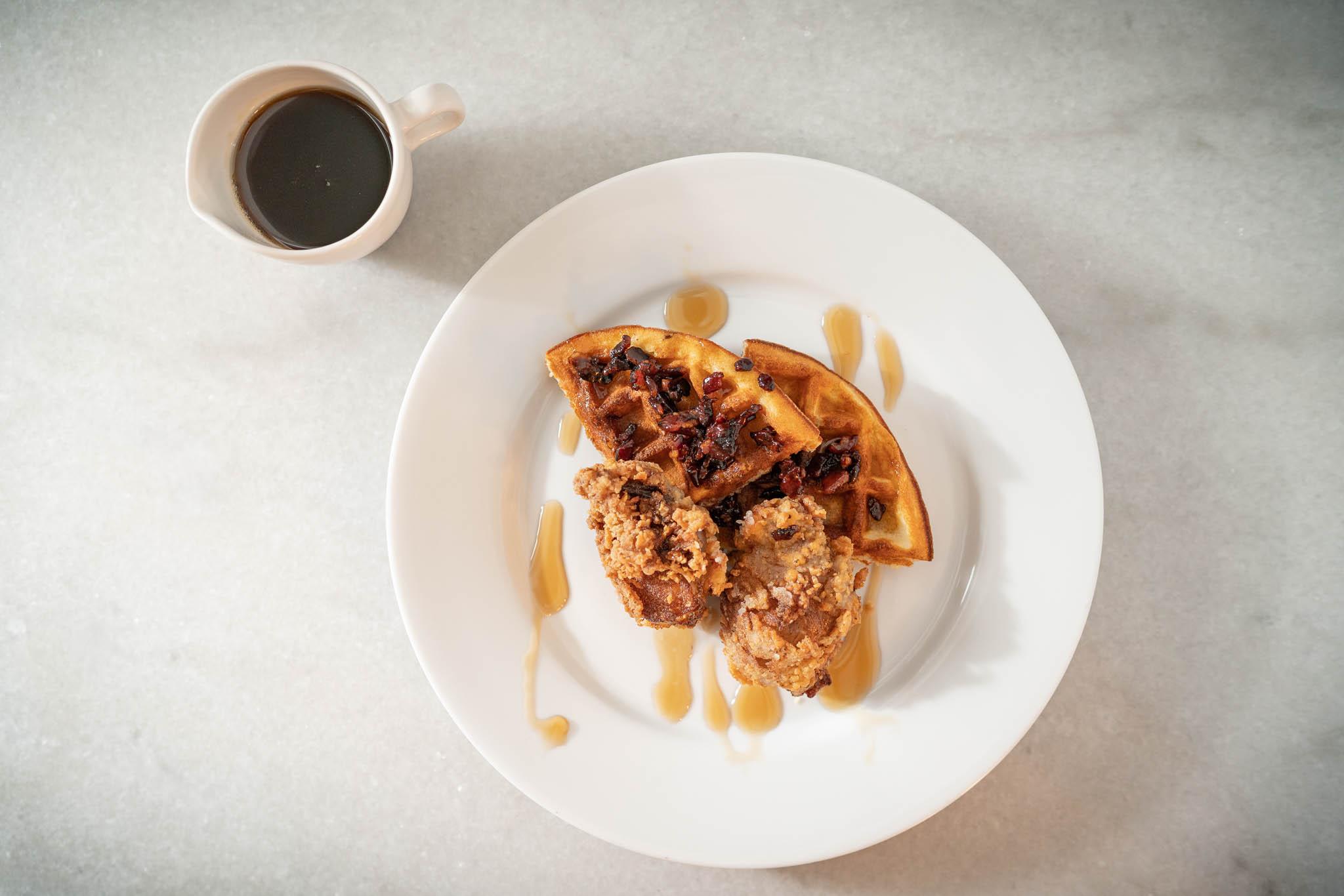 Squab & Waffles